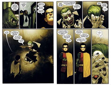 batman joker jason morrison grant damian wayne robin todd did becomes else crowbar things someone ever change revenge think still