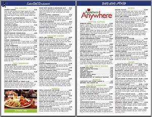 6 Best Images of Applebee's Regular Printable Menu ...