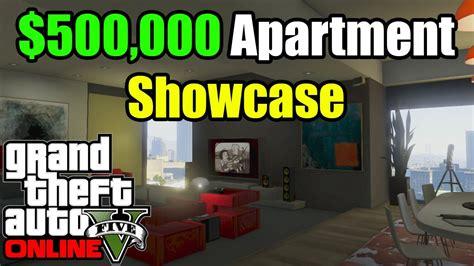 gta    high life dlc  apartment showcase