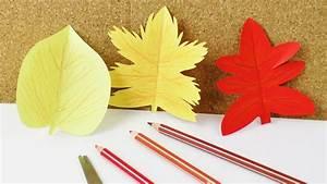 Blätter Basteln Herbst : herbst bl tter basteln sch ne bunte bl tter f r den ~ Lizthompson.info Haus und Dekorationen