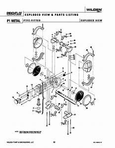 Wilden Pump T4 Spare Parts