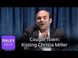 Cougar Town - Ian Gomez on Kissing Christa Miller (Paley ...