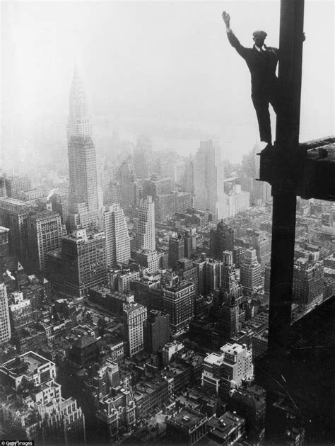 Incredible Pictures Of New York Skyscraper Construction