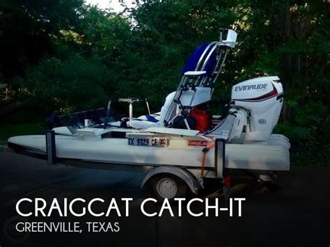 Boats For Sale In Greenville Tx by 2014 Craig Craft 11 Power Boat For Sale In Greenville Tx