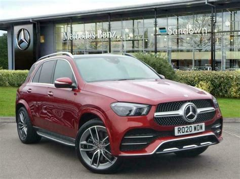 It's packed with tech that hasn't yet filtered into mainstream models. 2020 Mercedes-Benz GLE-CLASS GLE 450 4MATIC AMG Line 7 Seats Auto Off-Roader Pet   in Guildford ...