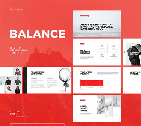 minimalist powerpoint template free 8 design freebies you should right now