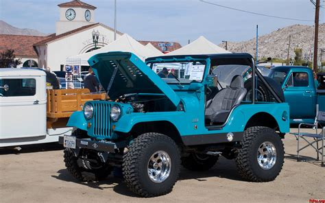 1968 Jeep Cj5 Turquoise Fvl Fotos De 1968 Jeep Cj5