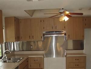 How to do recessed lighting in kitchen : Diy update fluorescent lighting
