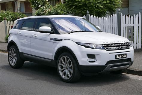 Range Rover Evoque Wikipedia
