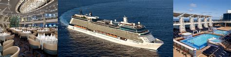 celebrity eclipse cruise ship review  departure