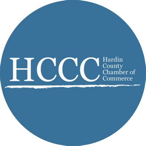 Image result for hardin county chamber of commerce hccc logo