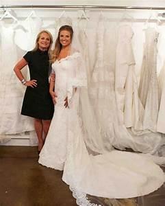 inside pamella roland39s daughter39s wedding dress fitting With wedding dress fitting