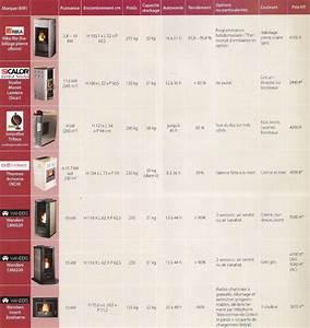 Granule Pour Poele Pas Cher : comparatif po les granul s ou pellets de bois ~ Dailycaller-alerts.com Idées de Décoration