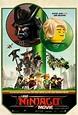 SDCC 2017: The LEGO Ninjago Movie Comic-Con Poster & Trailer