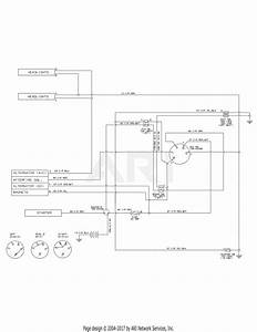 Troy Bilt 13wn77ks011 Pony  2012  Parts Diagram For Wiring