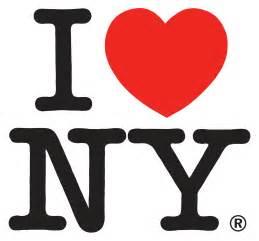 I Love New York Logo HUNT LOGO