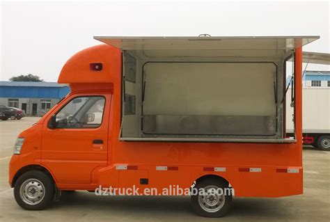 Mobile Food Truck For Fried Chicken Snack Mobile Sale