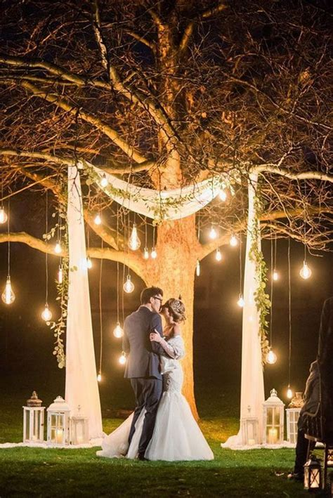 Tree Backdrop For Wedding by Wedding Backdrop Ideas With Lights Oh Best Day