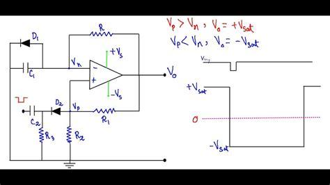 Amp Monostable Multivibrator Youtube