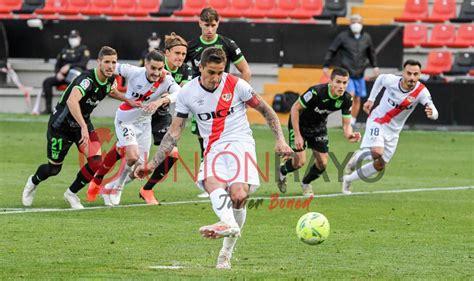 El Rayo Vallecano lanzó su cuarto penalti a favor en Liga ...