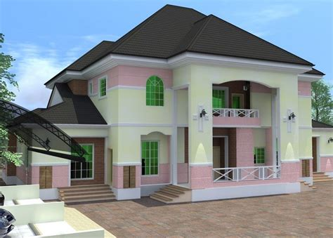Top 5 Beautiful House Designs In Nigeria  Plan