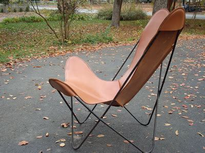 Vintage Butterfly Chair vintage butterfly chair with original leather cover modern60