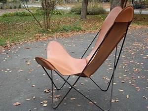 Butterfly Chair Original : vintage butterfly chair with original leather cover modern60 ~ Sanjose-hotels-ca.com Haus und Dekorationen