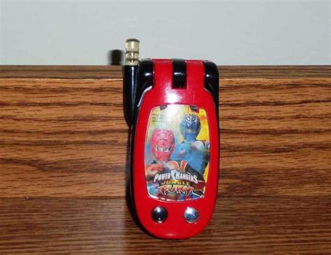 power rangers phone power rangers jungle fury cell phone used