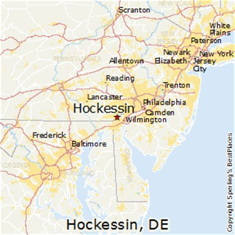 best places to live in hockessin delaware