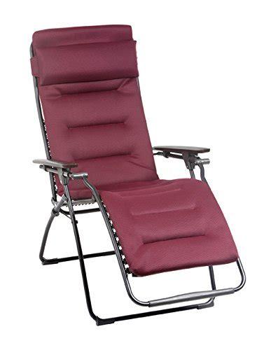 lafuma futura air comfort zero gravity chair black steel