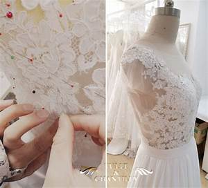 design your own wedding dress gorgeous customized long With how to make your own wedding dress