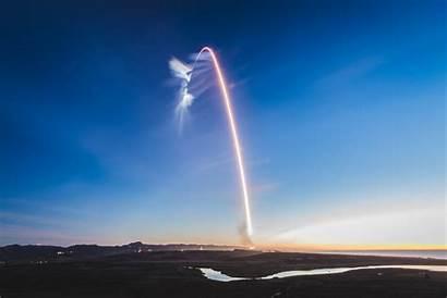 Spacex Launch Falcon Ufo Timelapse Rocket Alien