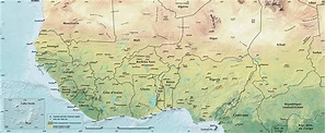 Physical Geography | West Africa