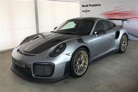 new porsche 911 new porsche 911 gt2 rs makes full goodwood debut auto