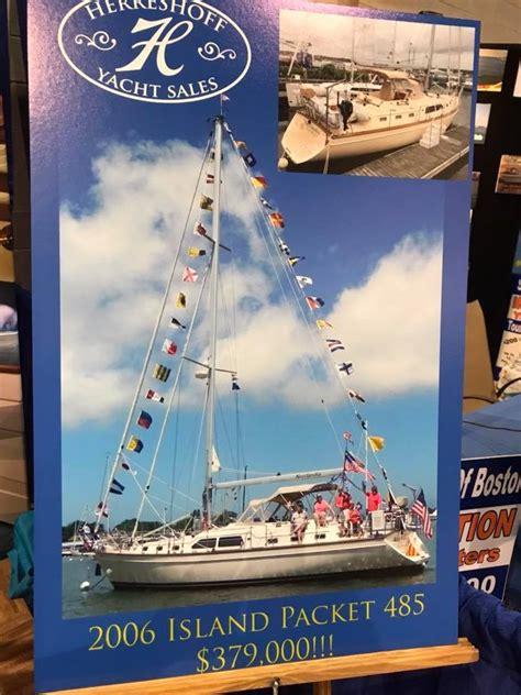 Boston Boat Show Deals by Herreshoff Yacht Sales Posts