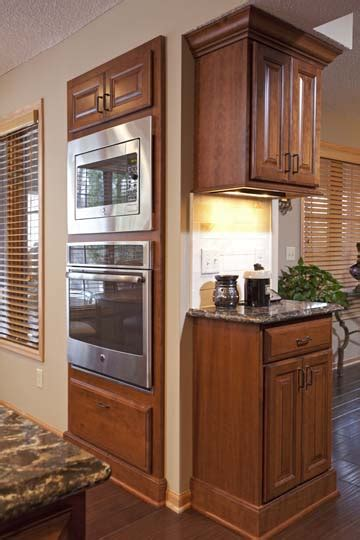 apple valley kitchen cabinets project feature apple valley kitchen remodel cherry wood 4165