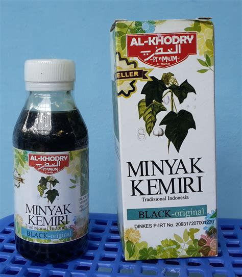 Review Minyak Kemiri Al Qodri jual minyak kemiri asli di denpasar bali jual produk