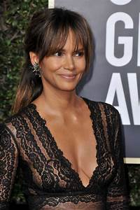Halle Berry: 2018 Golden Globe Awards -01 - GotCeleb