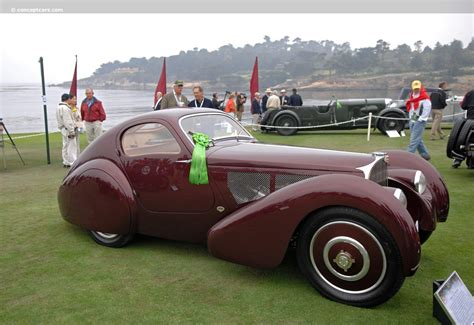 1931 Bugatti Type 51 Coupe Pictures, History, Value