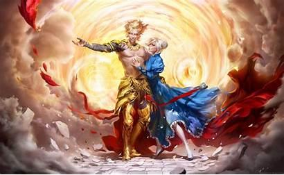 Fate Gilgamesh Stay Night Saber Anime Series