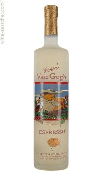 Gogh gogh coffee company in college station decided to throw him a birthday party. Vincent Van Gogh Espresso Coffee Flavored Vodka, Netherlands: prices