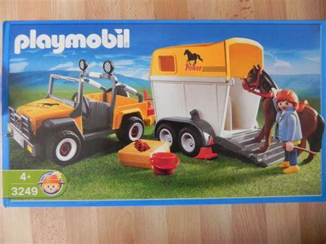 Playmobil Pferdetransporter, Artikel 3249 In Gönnheim