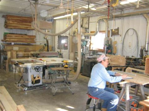 woodshop layout  woodworking