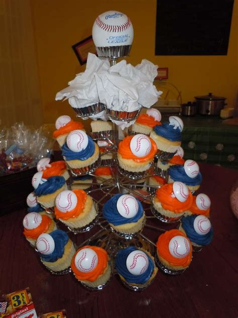 york mets baseball baby shower party ideas photo
