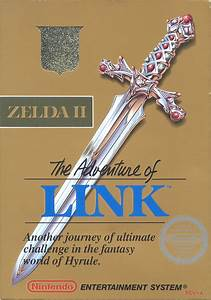 Zelda, Ii, The, Adventure, Of, Link, For, Game, Boy, Advance, 2004