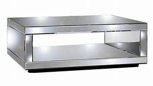 Table Basse Miroir : monaco table basse miroir rectangulaire design mobilier moss ~ Melissatoandfro.com Idées de Décoration
