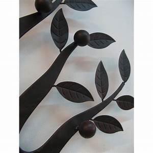 Maison Du Monde Porte Manteau : porte manteau arbre m tal murale d coratif 7 pat res marron ~ Melissatoandfro.com Idées de Décoration