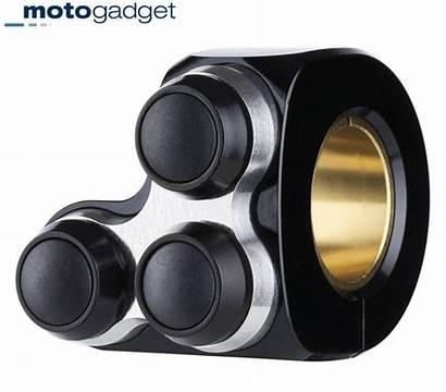Switch Motogadget Basic Mo Push Moto Commodos