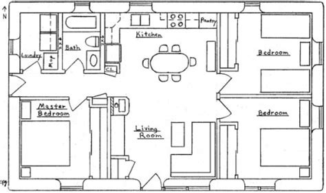 idee cuisine americaine appartement craftsman house plan