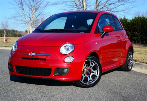 Fiat 500 Sport by 2012 Fiat 500 Sport Review Test Drive